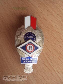 Odznaka: SZKOŁA RUCHU DROGOWEGO