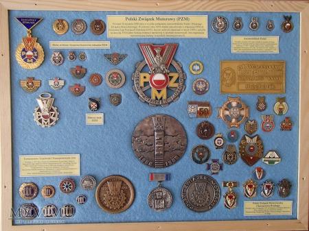 Odznaki PZM
