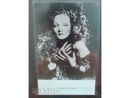 Marlene Dietrich lata 30-te