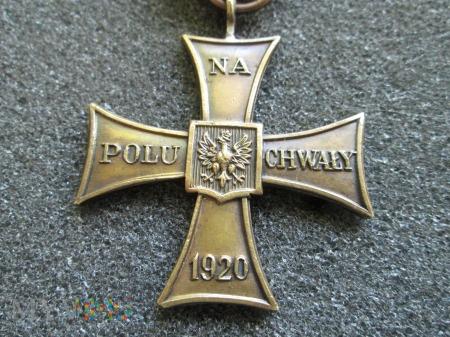 Krzyż Walecznych za kampanię włoską PSZ - 5PAPPanc