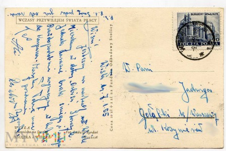 Wisła - Schronisko na Stożku - 1955
