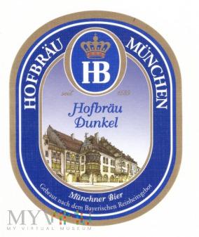 Hofbrau, Dunkel