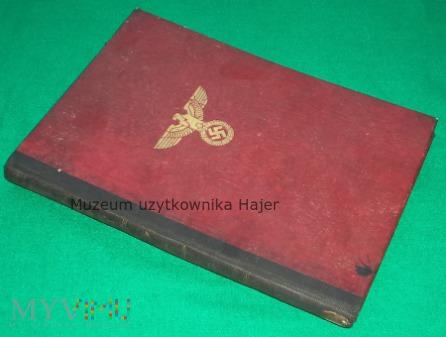 Reichsgesetzblatt Dziennik Ustaw III Rzesza 1940 r