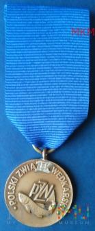 Brązowy Medal PZW Mistrzostwa koła