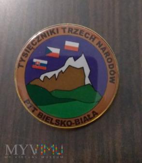 Odznaka Brązowa Tysięczniki Trzecha Narodów