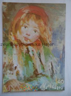Adamczyk Marian - Mała łowiczanka