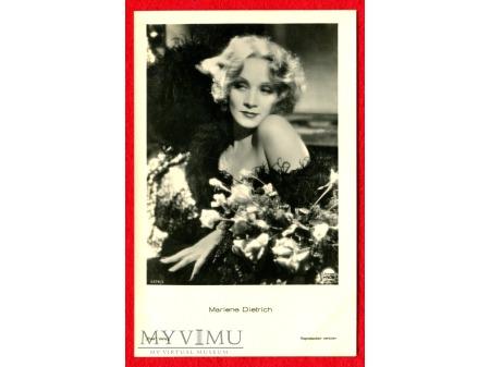Marlene Dietrich Verlag ROSS 6378/3
