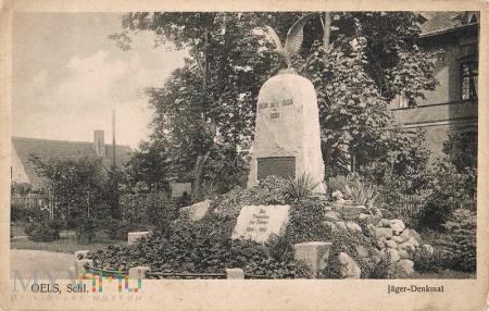 Jäger-Denkmal