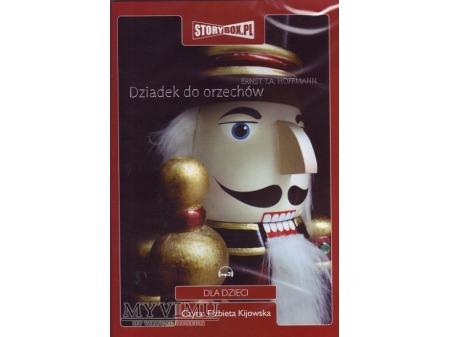 DZIADEK DO ORZECHÓW Audiobook CD