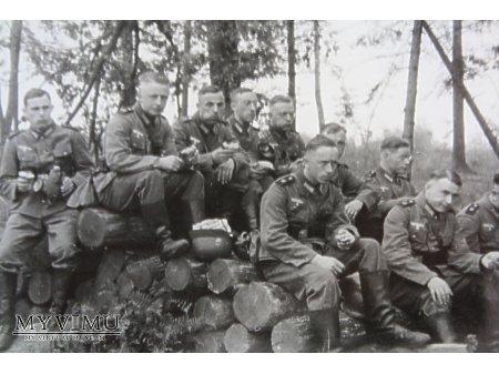 Duże zdjęcie Żołnierze niemieccy