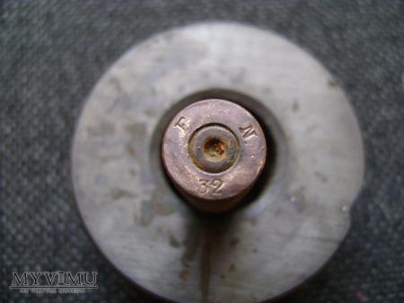 łuska Mauser Belgijska FN 32
