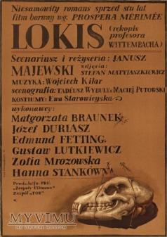 Franciszek Starowieyski, Lokis (II)