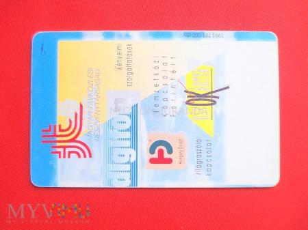 Karta z Węgier (2)