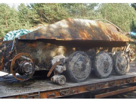 Jagdpanzer 38(t) Hetzer - ostatnie chwile wozu
