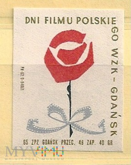Dni filmu Polskiego.Gdańsk