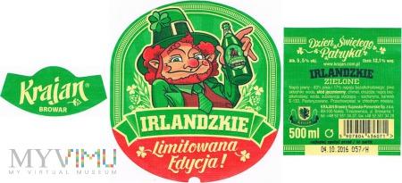Krajan Irlandzkie Zielone