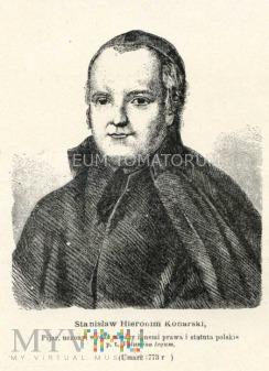 Konarski Stanisław - ksiądz, pijar, uczony