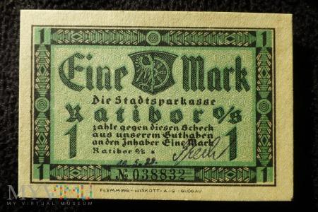 Pieniądz Zastępczy 1 Marka
