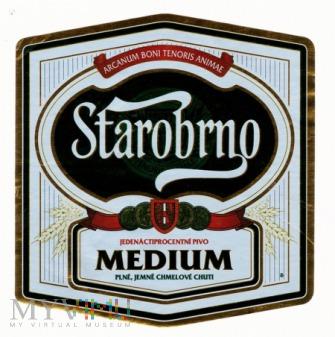 Starobrno, medium