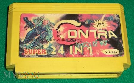 Duże zdjęcie SUPER CONTRA 24 IN 1 - VT - 447- 1988