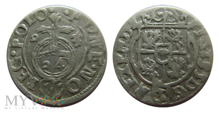 Półtorak 1623/4 Bydgoszcz - przebitka daty