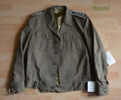 Bluza olimpijka st.chorążego sztab. wojsk lądowych