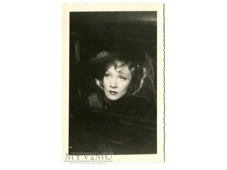 Marlene Dietrich Celuloide Stars Pocztówka 51