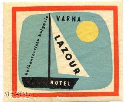 Bułgaria - Varna - Hotel