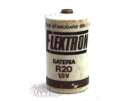 Bateria R 20.