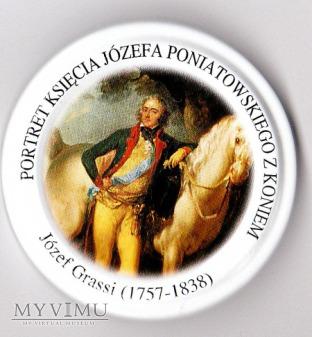 PORTRET KSIĘCIA JÓZEFA PONIATOWSKIEGO