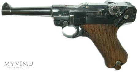 P08 Parabellum Luger