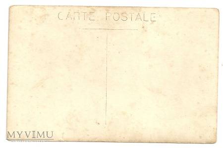 Pocztówka - Pogrzeb jeńca
