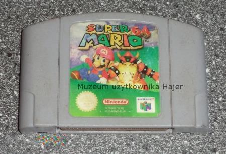 SUPER MARIO Nintendo 64 Cartridge