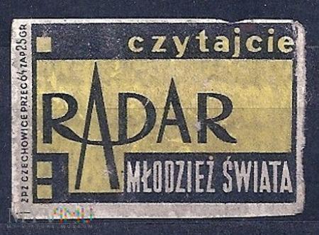 Czytajcie Radar Młodzież Świata.Czechowice