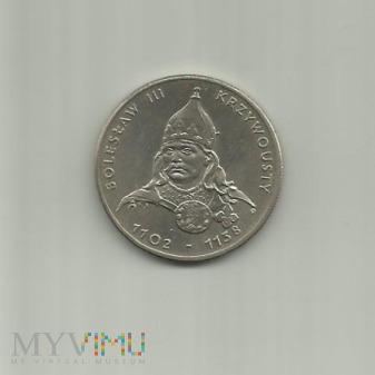 50 złotych, 1982 Boleslaw III Krzywousty