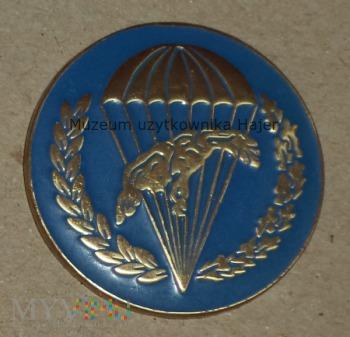Odznaka spadochronowa WPD 6 PDPD - niebieska