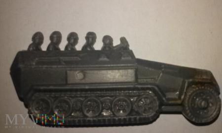 KWHW 41 Panzerspähwagen Halbkettenfahrzeug
