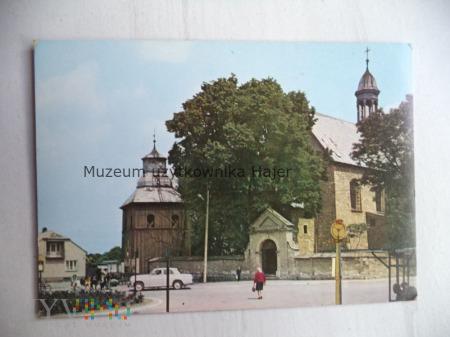 KSIĄŻ WIELKI Zabytkowy kościół z XV w. odbudowany