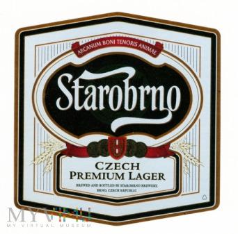 Starobrno, premium lager