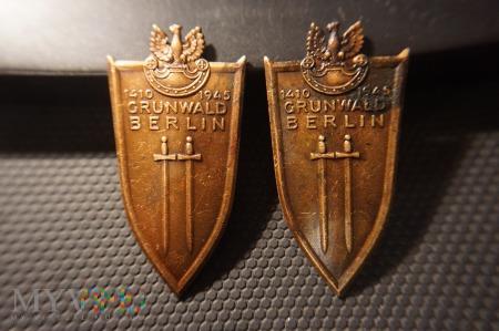 Odznaki Grynwaldzkie - Caritas