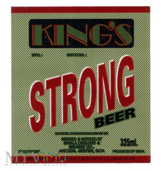 Kings strong