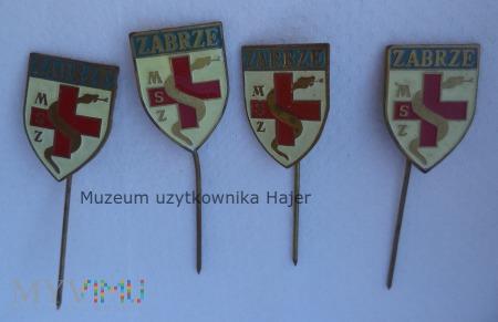 Zabrze MSZ - odznaka