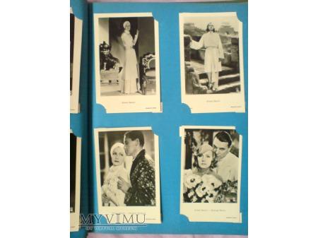 Album Okładka Marlene Dietrich Greta Garbo 7