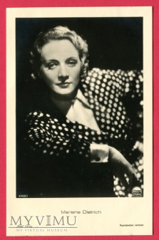 Marlene Dietrich Verlag ROSS 6268/1