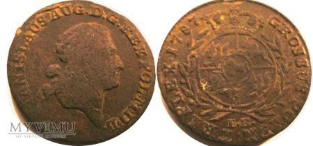 3 grosze 1787 SAP
