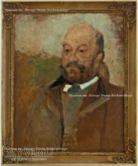 Portret Adama Nowina-Boznańskiego