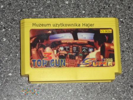 TOP GUN 3 SUPER Kartridż Gra Pegasus