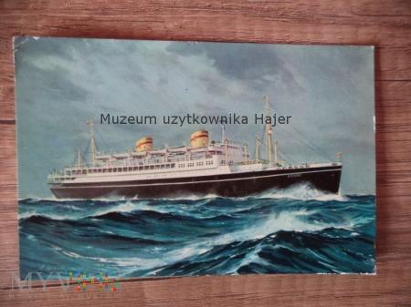 BATORY m/s Polish Ocean Lines PLO