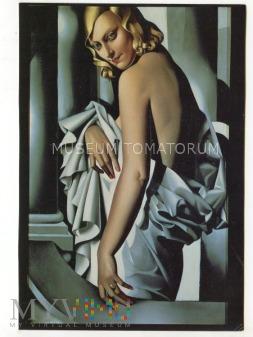 Łempicka - Portret de Marjorie Ferry