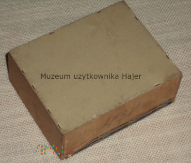 Flibustier Hans Kalbitzer . Hambur 50 Zigarren